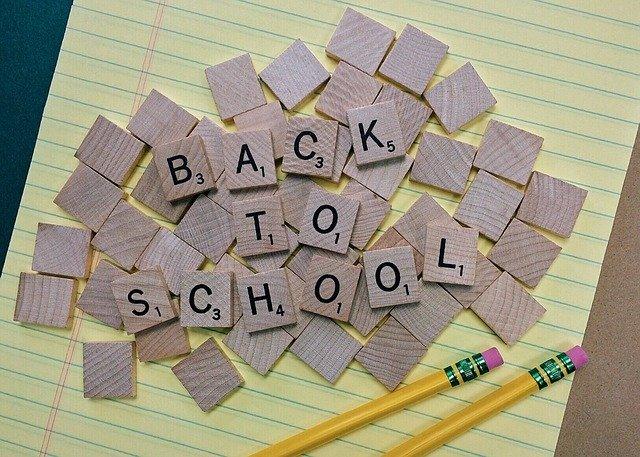 Zurück in die Schule