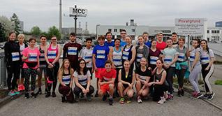Marathon in Linz 2017