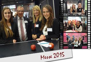 Messe Jugend und Beruf 2015