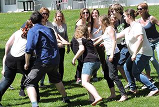 Peers Training in Litzlberg