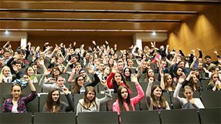 Schülerparlament 2015