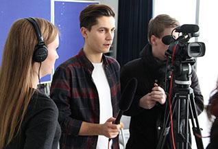 TV Workshop im Wissensturm